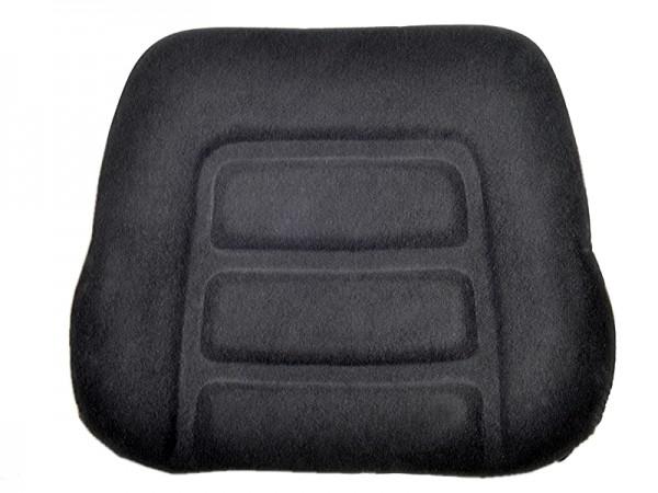 Polster Rücken DS 85 / 90 Stoff schwarz