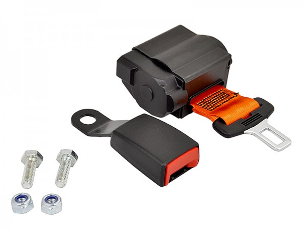 Beckengurt 1600mm orange 5er OT