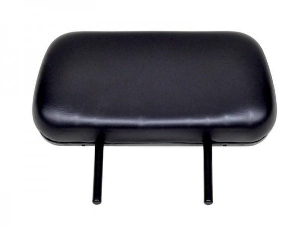 Rückenverlängerung aufsteckbar Kunstleder schwarz