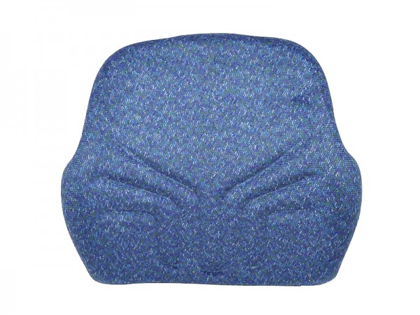 Polster Rücken 721 Stoff blau