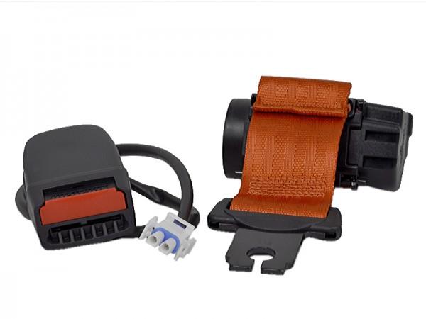 Beckengurt Duo S. rechts GSS orange 5er OT