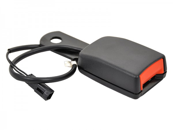 Gurtschloß 22 mm Gurtzunge Schalter Sonderstecker 5er / 7er OT