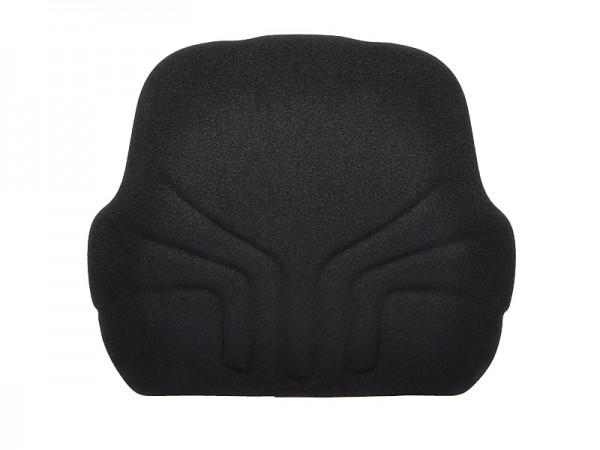 Polster Rücken 721 Stoff schwarz